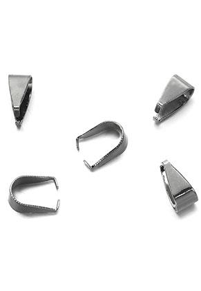 www.sayila.com - Brass pinch bails for pendants 9,5x5mm (± 20 pcs.)