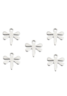 www.sayila.com - Stainless steel pendants/charms dragonfly 12x11mm - D29248