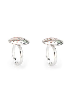 www.sayila.com - Metal ring >= Ø 17mm with sieve 24x19mm