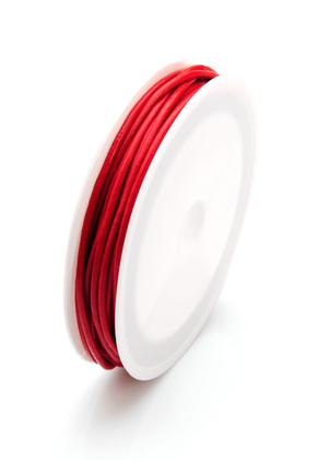 www.sayila.com - Leather cord 500cm, 2mm thick