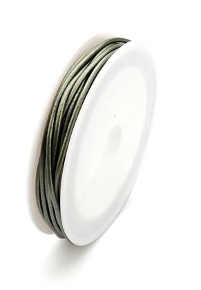 www.sayila.es - Cordón de cuero 500cm, 2mm de espesor