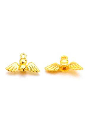 www.sayila.com - Metal pendants with pin angel 21x13,5mm