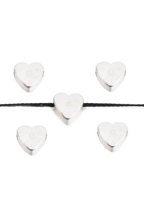 www.sayila.com - Metal beads heart 8mm