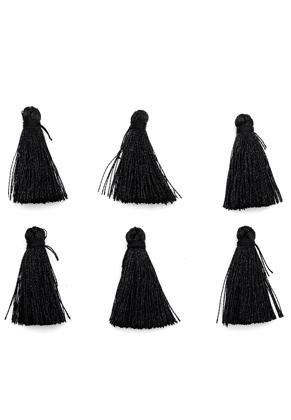 www.sayila.es - Borlas de textil 25x10mm