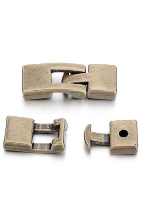 www.sayila.com - Metal hook clasp 33x12x5mm