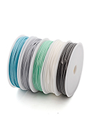 www.sayila.com - Mix wax cord 1mm (5 meter) - D30421