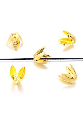 www.sayila.nl - Metalen kapjes bloemkelk 15x14mm