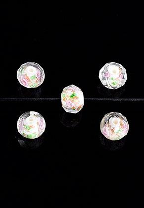 www.sayila.nl - Italian style glaskralen rondel facet geslepen 12x10mm