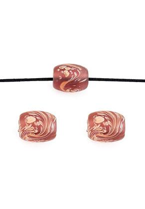 www.sayila.be - Italian style glaskralen ovaal 15x12mm