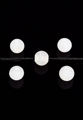 www.sayila.nl - Natuursteen kralen Agate rond crackle 6mm