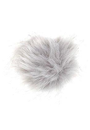 www.sayila.com - Fluff ball with elastic loop 10cm