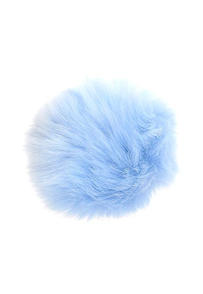 www.sayila.com - Fluff ball with elastic loop 10cm