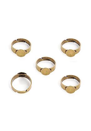 www.sayila.nl - Metalen ringen >= Ø 15mm voor > 8mm plaksteen