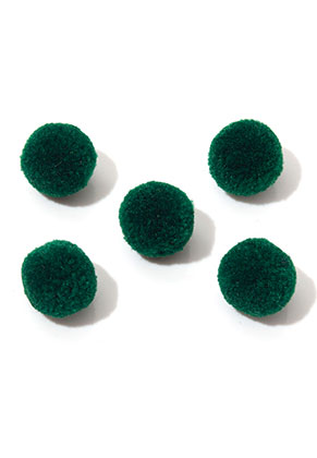www.sayila.com - Textile pompoms 15mm