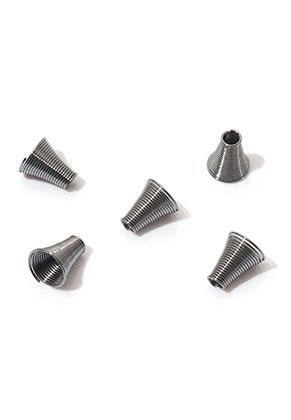 www.sayila.nl - Metalen kapjes 10x9mm