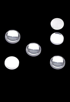 www.sayila.nl - Brass Floating Charms 11mm met kastje en 10mm plaksteen