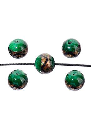 www.sayila.nl - Italian style glaskralen rond ± 12mm
