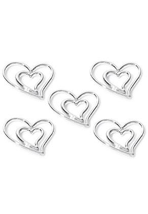 www.sayila.com - Metal pendants/connectors hearts 16,5x14mm