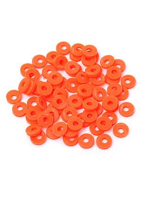 www.sayila.fr - Perles heishi en argile polymère 5x1mm (± 330 pcs.)