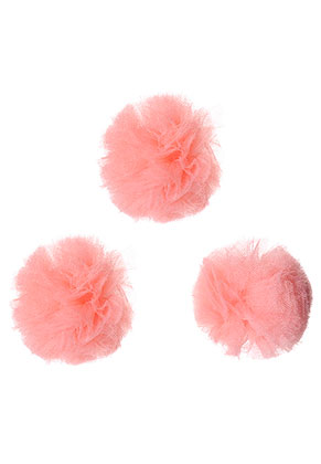 www.sayila.co.uk - Textile pompoms 60mm