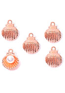 www.sayila.nl - Metalen hangers/bedels schelp 15x12mm - D32278