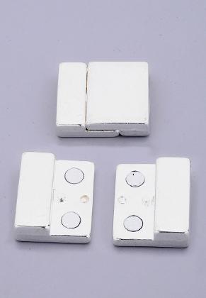www.sayila.nl - Metalen magnetische sluiting 30x25,5mm (gat 22,5x3,5mm)