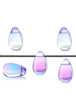 www.sayila.com - Glassbeads drop 10x6mm
