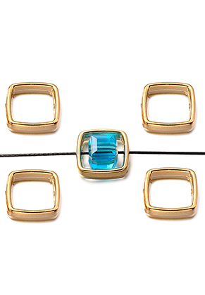 www.sayila-perles.be - Perles en metal look anneau 13mm pour perle 7,5mm