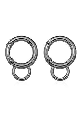 www.sayila.com - Metal EasyClip clasp 42x31mm