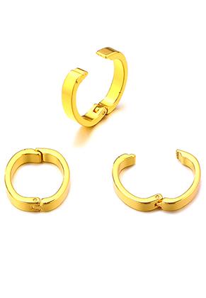 www.sayila.es - Conector/cierre/anillo de metal ovalado 19,5x18mm