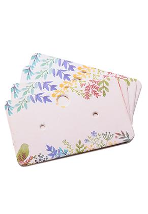 www.sayila.com - Cardboard cards for ear studs 5x3cm