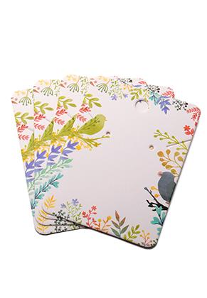 www.sayila.es - Tarjeta de cartón por collar/pendientes 7x5cm