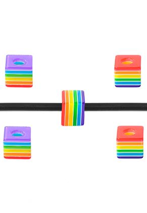 www.sayila.com - Synthetic beads cube 8mm