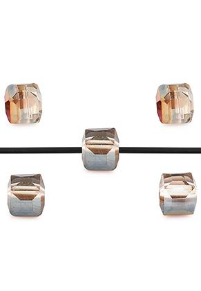 www.sayila.nl - Glaskralen kristal kubus 7,5mm
