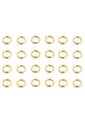 www.sayila.com - Stainless steel jump rings 4x0,5mm (± 150 pcs.)