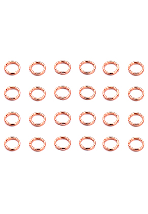www.sayila.com - Stainless steel jump rings 4x0,5mm (± 150 pcs.)