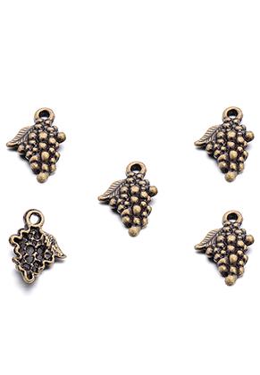 www.sayila.com - Metal pendants bunch of grapes 18x12mm