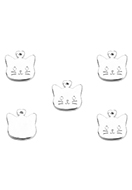 www.sayila.com - Metal pendants/charms cat 15x14mm - D34418