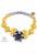 www.sayila-perlen.de - DoubleBeads Creation Mini Schmuckpaket Armband mit Metall und Imitation Turquoise Perlen