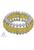 www.sayila.nl - DoubleBeads Creation Mini sieradenpakket armband met kunststof kralen en metalen tussenzetels/verdelers