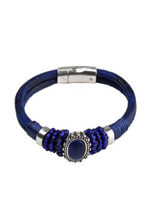 www.sayila.fr - DoubleBeads Creation Mini kit bracelet en cuir artificiel
