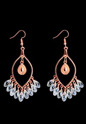 www.sayila.nl - DoubleBeads Creation Mini sieradenpakket oorbellen met glas druppels