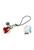 www.sayila.nl - DoubleBeads Mini Sieradenpakket mobielhanger ± 8,5cm met SWAROVSKI ELEMENTS hanger en diverse andere materialen (o.a. metalen accessoires)