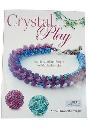 www.sayila.nl - Boek Crystal play (Anna Elizabeth Draeger)