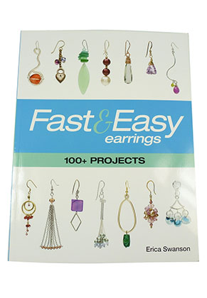 www.sayila.nl - Boek Fast & easy earrings (Erica Swanson)