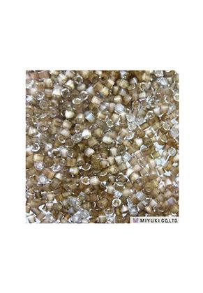 www.sayila-perlen.de - Miyuki Delica Glas rocailles 11/0 1,6x1,3mm DB0671 (10000 St.)