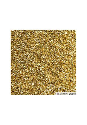 www.sayila.es - Miyuki Delica rocailles de vidrio 10/0 2,2x1,9mm DBM-0031 (8000 pzs.)