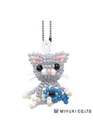 www.sayila.co.uk - Miyuki jewelry kit Mascot Fan Kit No. 29 Nini - E00172