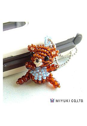 www.sayila.com - Miyuki jewelry kit Mascot Fan Kit No. 33 Chako