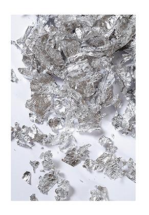 www.sayila.nl - Rayher deco metaal vlokken (1 gram)